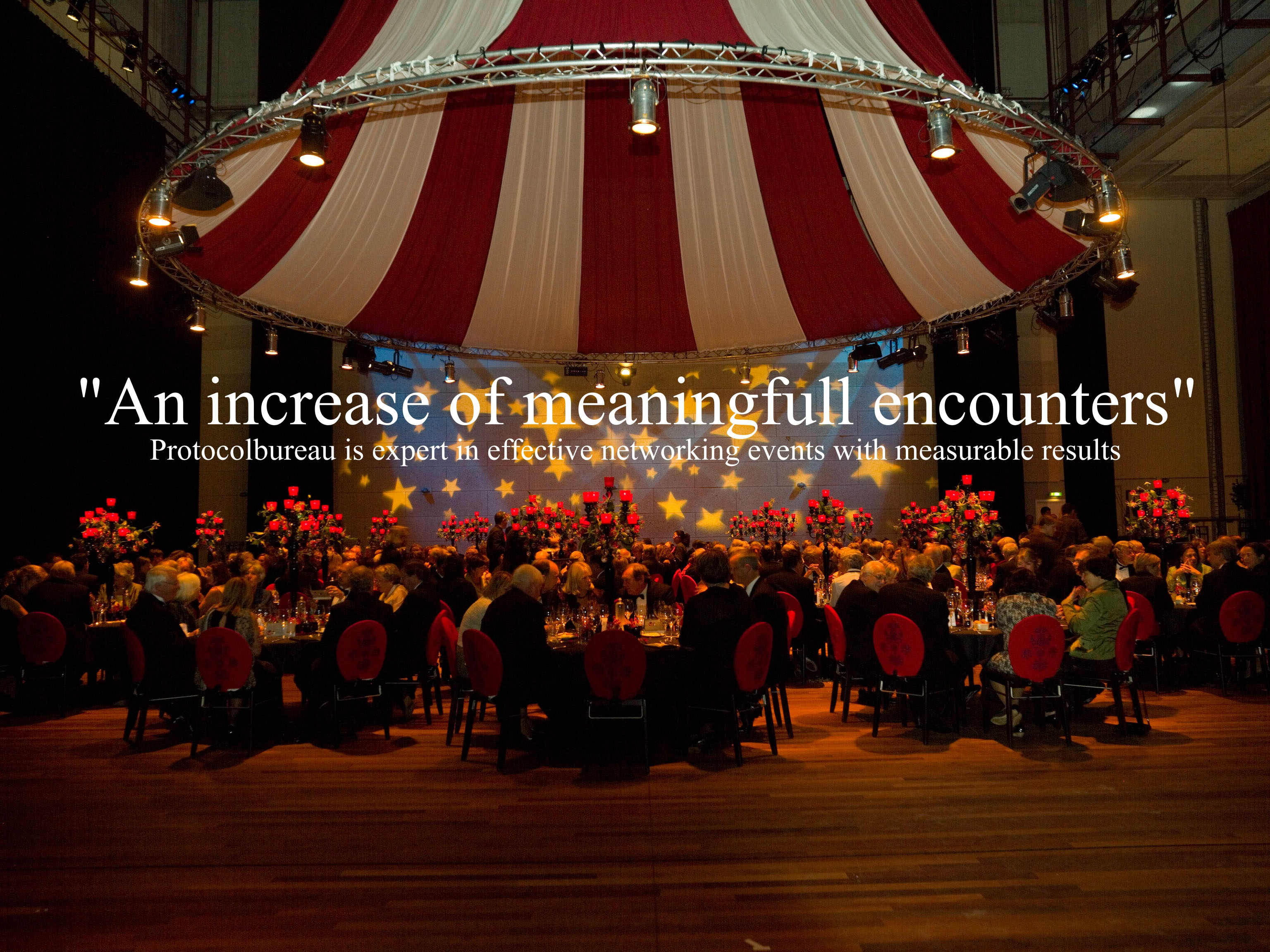 Effective networking events with measurable results