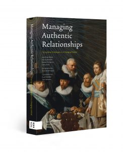 Managing Authentic Relationships; Facing New Challenges in a Changing Context. This book about relationship management focuses on building and managing a strong network and reciprocal relationships for the entire organisation by implementing a professional relationship management approach at strategic, tactical and operational level.