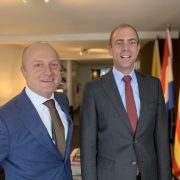 Bengt-Arne Hulleman lid directie Protocolbureau